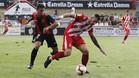 El Girona pinchó ante el Reus