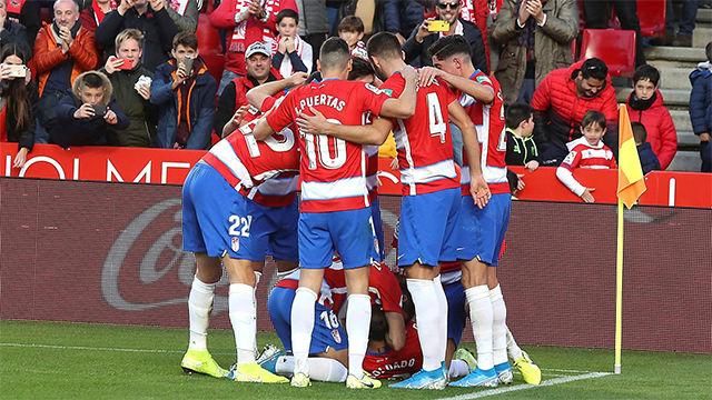 El Granada vuelve a la senda de la victoria con goleada