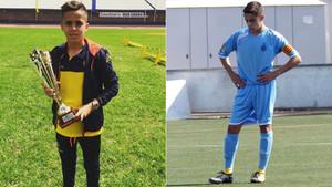 Jeremy Jorge (Las Palmas) y Ferran Ruiz (Girona) jugarán en el Real Madrid