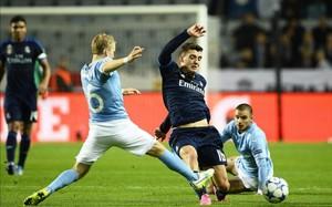 Kovacic puede cambiar el Madrid por la Bundesliga