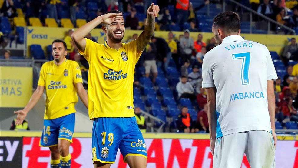 LACOPA | Las Palmas - Deportivo (2-3)
