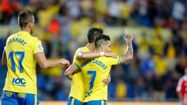 LALIGA 123 | Las Palmas - Nástic (4-0)
