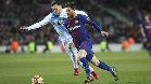 Cuatro goles, cinco postes... y Leo Messi