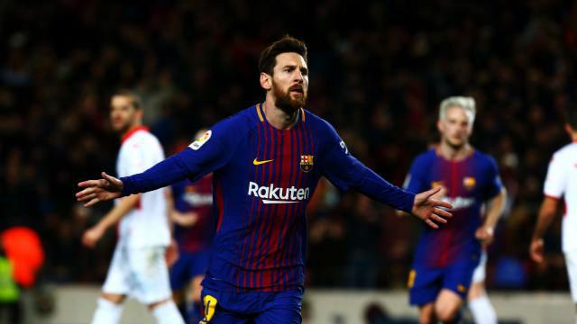 LALIGA | FC Barcelona - Alavés (2-1): El gol de Leo Messi