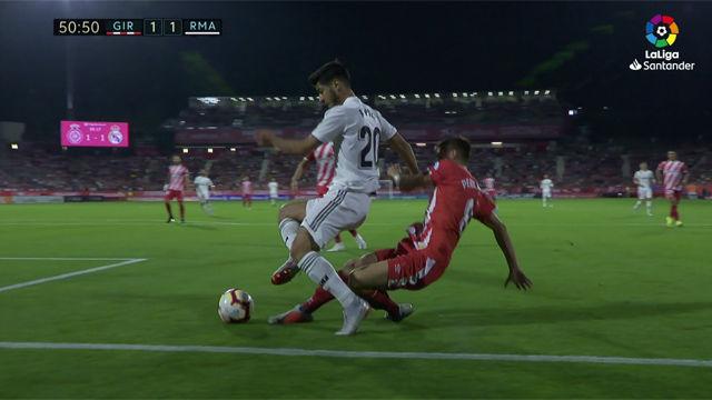 LALIGA   Girona - Real Madrid (1-4): Benzema dio la vuelta al marcador desde el punto de penalti