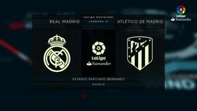 LALIGA   Real Madrid - Atlético de Madrid (1-1)