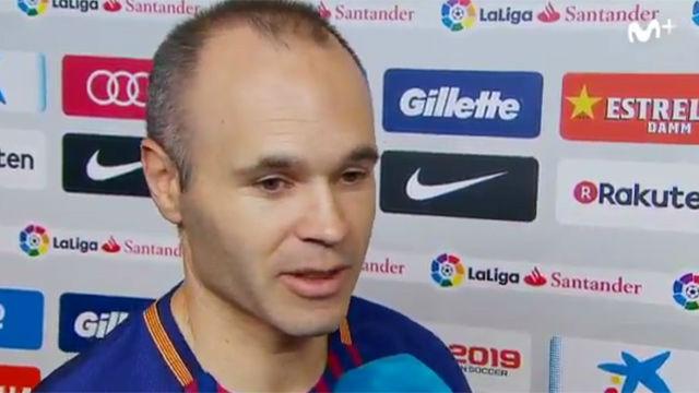 Las palabras del capitán del Barça tras su último Clásico