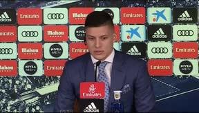 Las primeras declaraciones de Jovic como jugador del Real Madrid