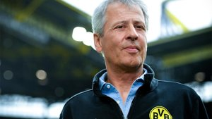 Lucien Favre, entrenador del Borussia Dortmund