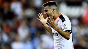 Maxi Gómez tratará de dar continuidad a la racha goleadora que atraviesa