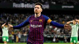 Messi aspira al triplete esta temporada