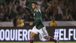 México derrotó a Costa Rica por 3-2