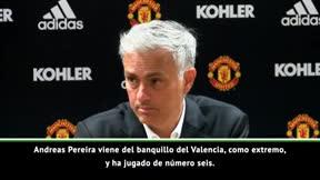 Mourinho: Si no pongo a Pogba habríamos jugado con dos niños y un nuevo