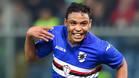 Muriel ha brillado defendiendo los colores de la Sampdoria