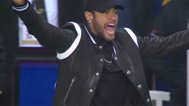 UEFA charge Neymar over social media outburst