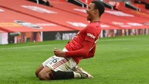 La nueva perla del United es un goleador mortífero