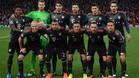 Un once inicial del Bayern Múnich durante la temporada 2016/17