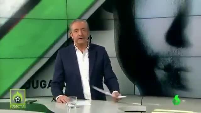 Pedrerol critica a Cristiano Ronaldo por sus declaraciones