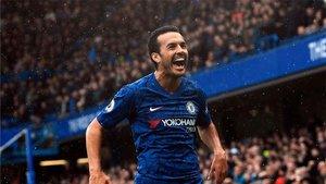 Pedro podría abandonar Londres este verano
