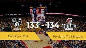Portland Trail Blazers se hace con la victoria en el The Arena contra Brooklyn Nets por 133-134