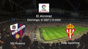 Previa del encuentro: recibe al Real Sporting en la cuarta jornada