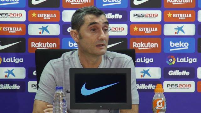 ¿Qué opina Valverde los partidos de Liga en Estados Unidos?