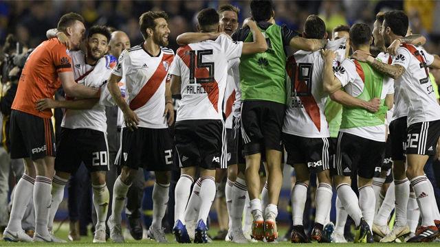 River Plate se lleva el Superclásico ante Boca