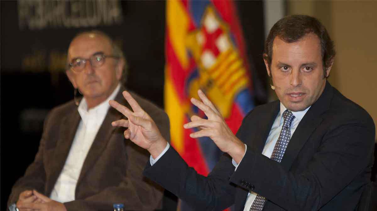Sandro Rosell acusa a Jaume Roures como responsable de sus problemas con la justicia