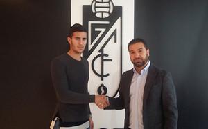 Sergi Guardiola ha fichado por el Granada B
