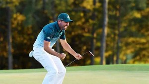 Sergio García ganó el Masters de Augusta
