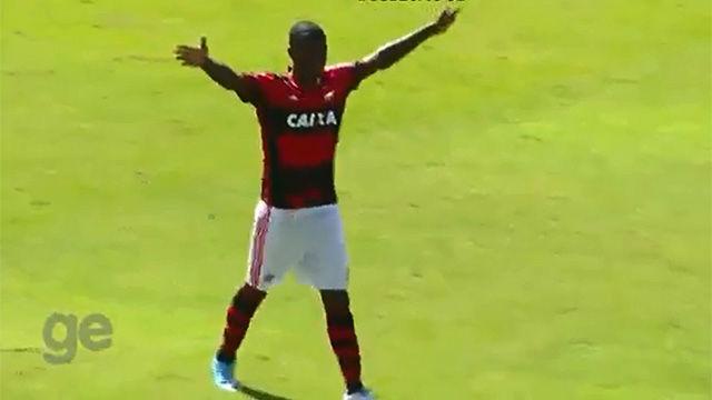 El show de Vinicius Jr. contra Fluminense