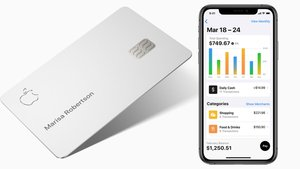 La tarjeta de Apple tiene un aspecto fabuloso
