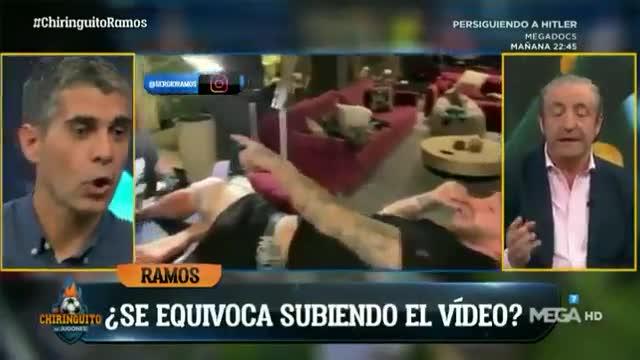 El tatuaje de Sergio Ramos que preocupa al madridismo