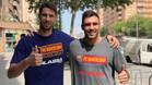Tomic y Oriola serán los capitanes del Barça en la era post-Navarro