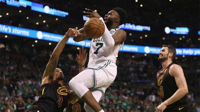 Top 5 de lo mejor del triunfo de los Celtics sobre los Cavaliers