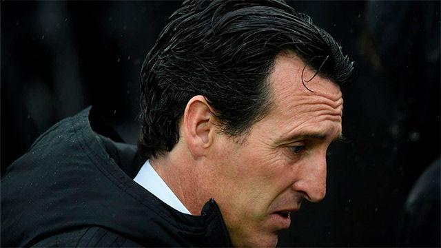 Unai Emery habló tras la derrota del Arsenal