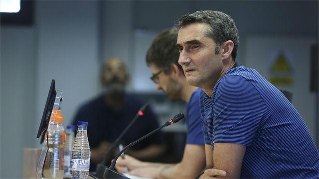 Valverde prevé pocos movimientos en el mercado de verano