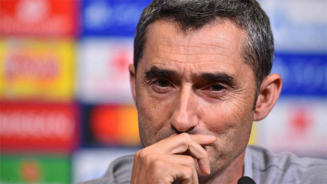 Valverde: No tengo ninguna duda de que el equipo va a hacer un gran partido