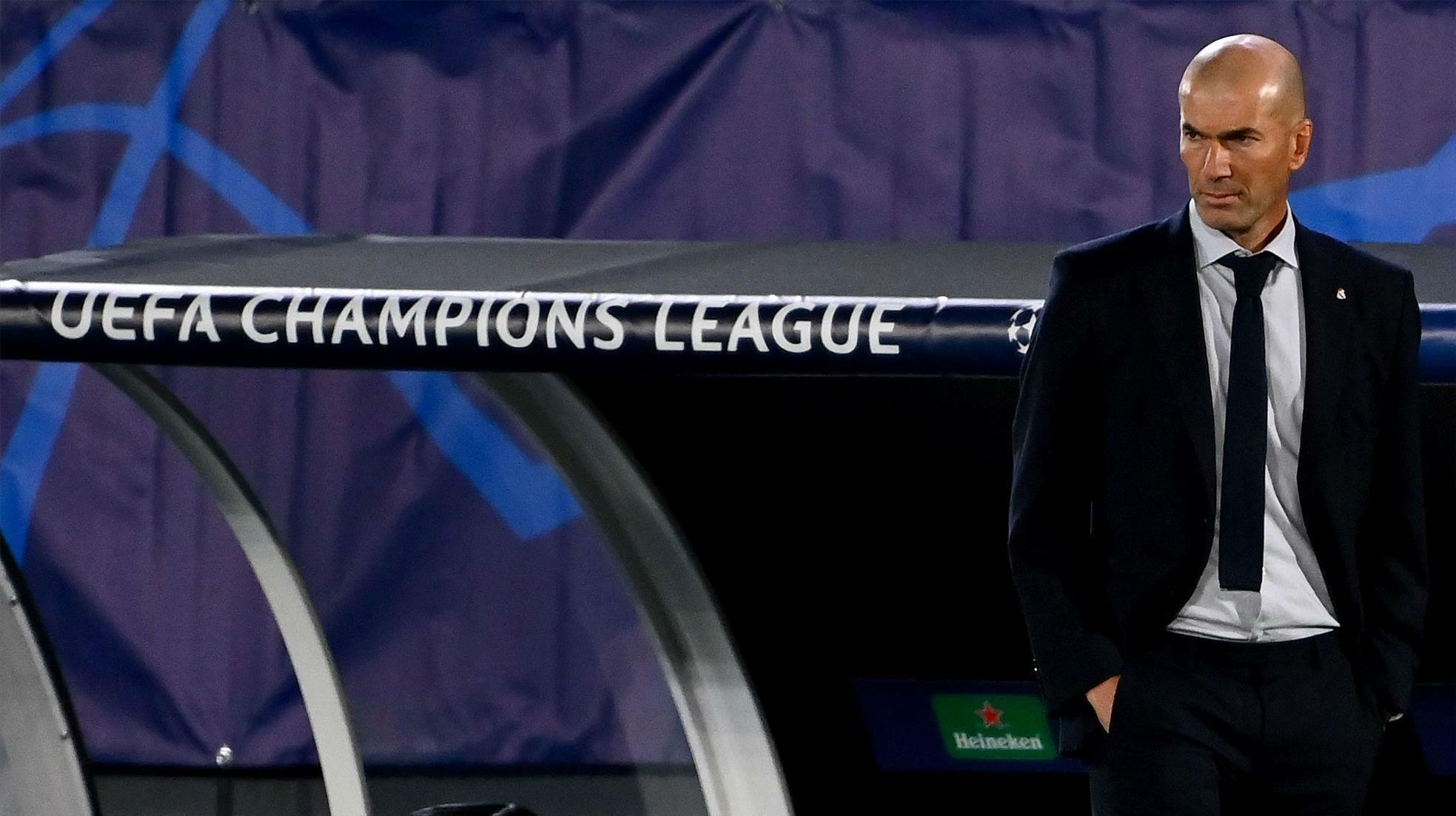 Zidane: Es un clásico diferente pero siempre especial