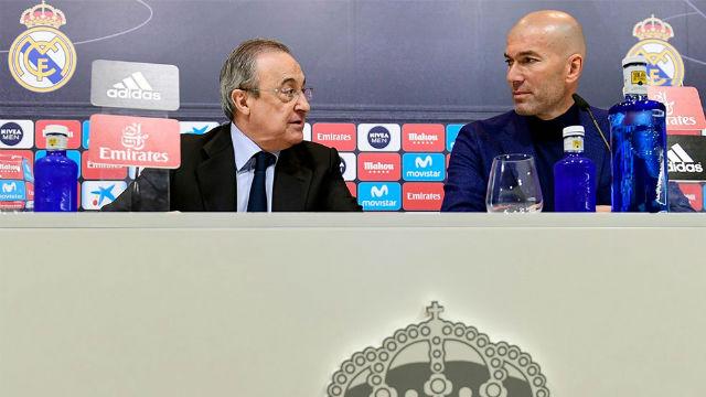 Zidane explicó los motivos de su decisión