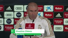 Zidane: Vinicius no se va a ir