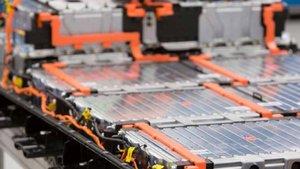 Baterías de coches eléctricos.