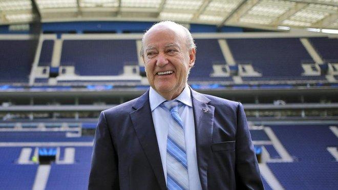 Pinto da Costa quiere perpetuar su reinado