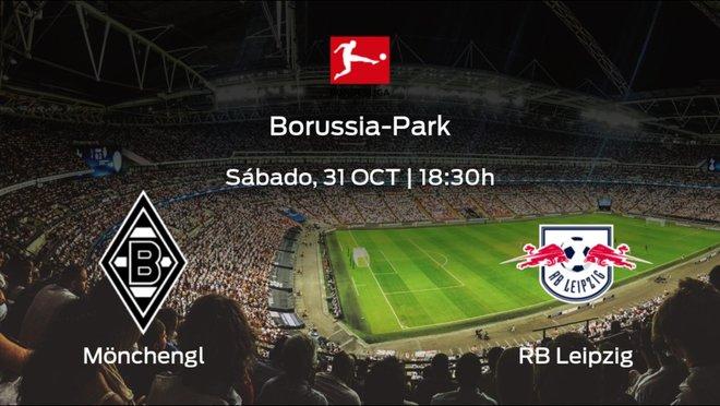 Previa del encuentro: el Borussia Mönchengladbach recibe al RB Leipzig en la sexta jornada