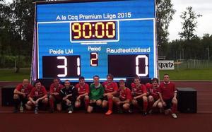 31-0: La sonrojante goleada del Barça de Estonia