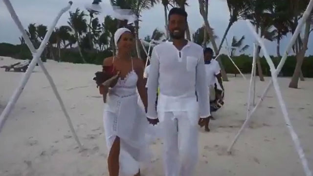Así ha sido la boda de Tamara Gorro y Garay