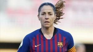 El FC Barcelona ha anunciado la renovación del contrato de Vicky Losada hasta el 2022