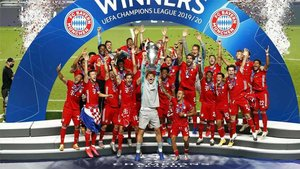 El Bayern, actual campeón, rival del Atlético en la Champions
