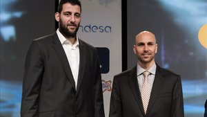 Bourousis, que volverá a la ACB