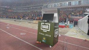 La Copa África 2019 tendrá VAR a partir de los cuartos de final